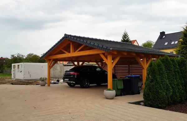 prix de la construction d'un garage