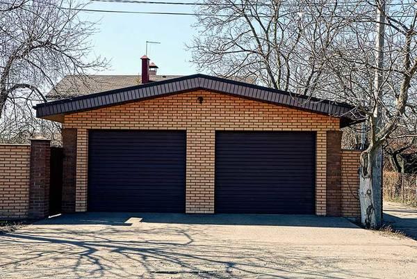 prix construction garage au m2