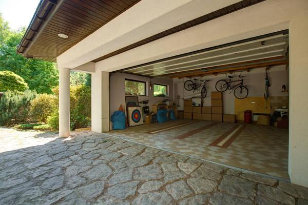 prix construction garage accolé