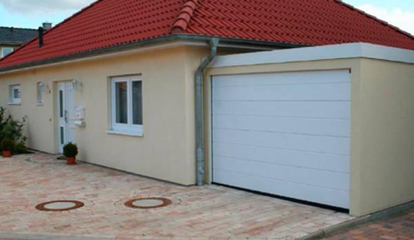 construction garage prix m2