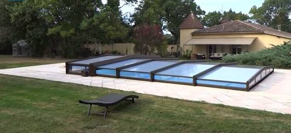 devis abri piscine