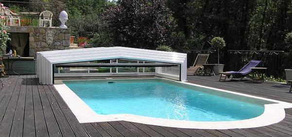 prix d un abri piscine