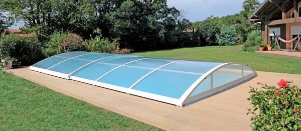 prix abri bas piscine