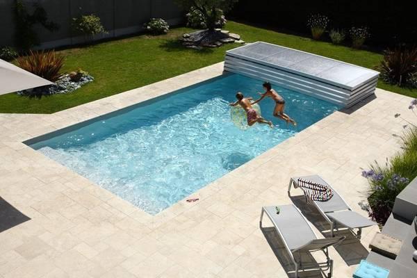 prix abri piscine mi haut