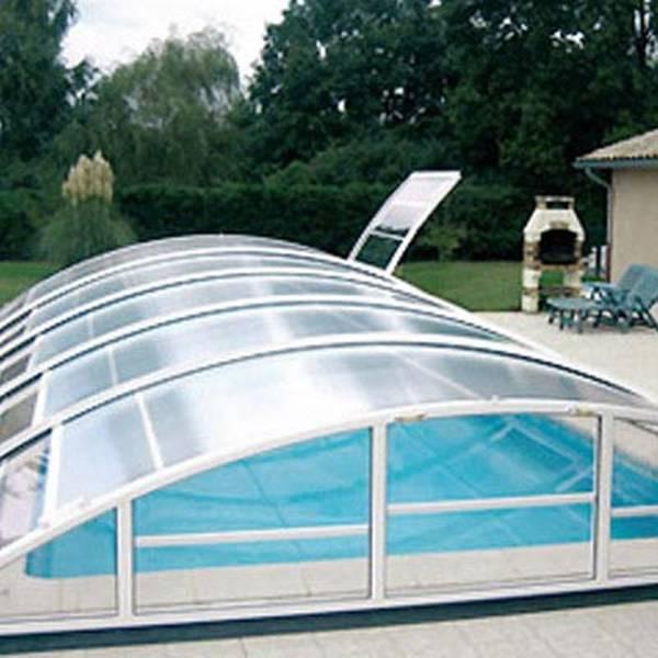 abri de piscine prix