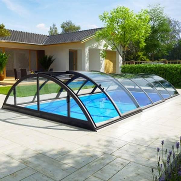 prix abri piscine coulissant