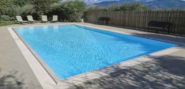 devis piscine enterrée