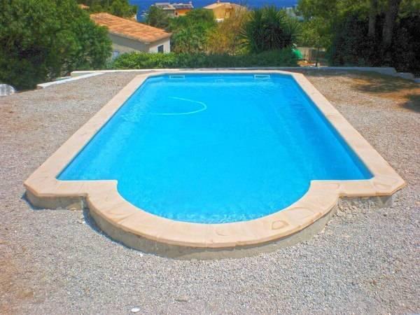 prix petite piscine creusée