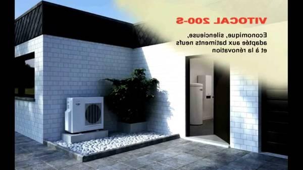 prix d'une installation pompe a chaleur air eau