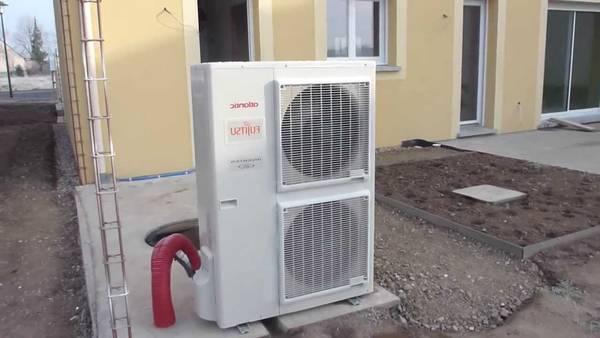 prix d'une pompe à chaleur air eau