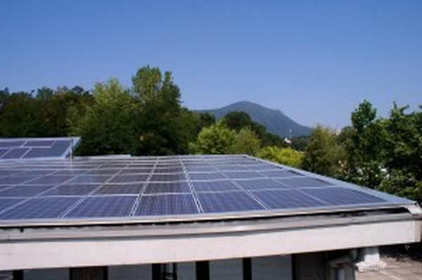 panneau solaire qui suit le soleil