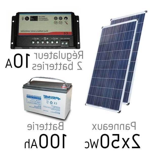 prix panneaux solaires photovoltaique
