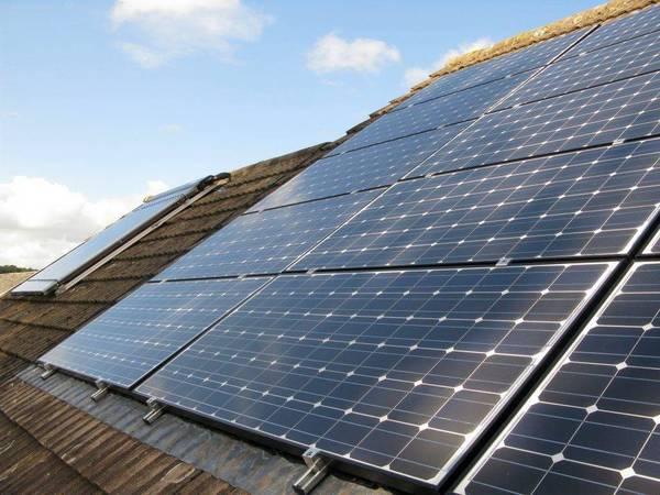 panneau solaire immeuble