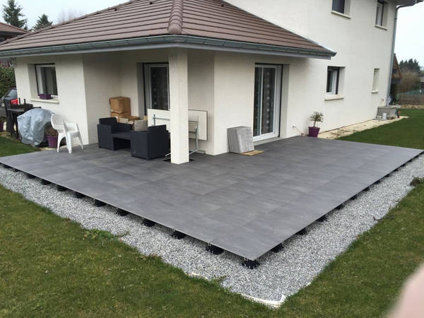 prix terrasse bois 60m2
