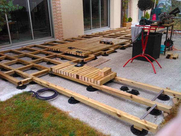 prix terrasse composite 3,5x4