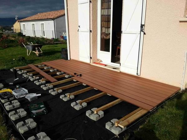 terrasse composite bois prix tout compris