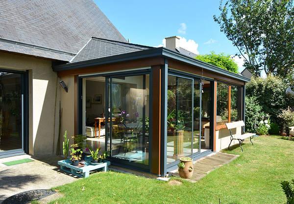 extension maison véranda