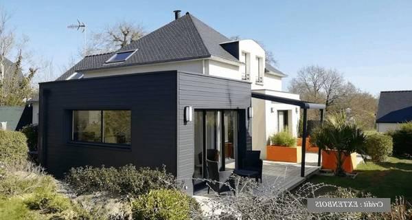 prix d'une extension de maison de 40m2