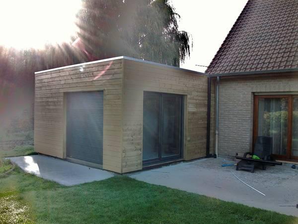 prix au m2 d'une extension de maison