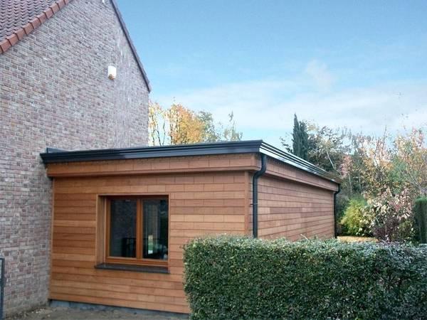 prix extension de maison en bois