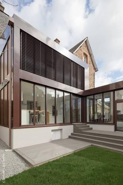 extension de maison en bois prix